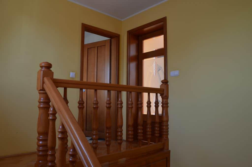 Stopnišče mansarda
