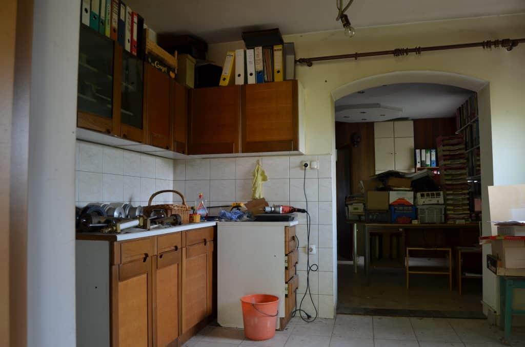 Kuhinja pritličje